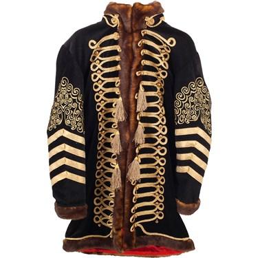 Jimi Hendrix Adult Jacket
