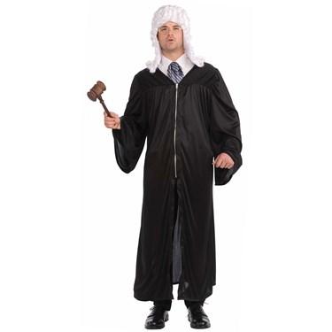 Judge's Robe Adult Costume