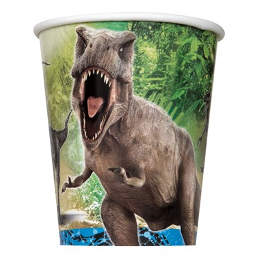 Jurassic World 9 oz. Paper Cups
