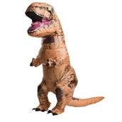 Jurassic World: Adult Inflatable T-Rex Costume