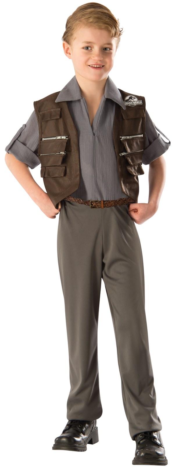 Jurassic World: Deluxe Kids Owen Costume