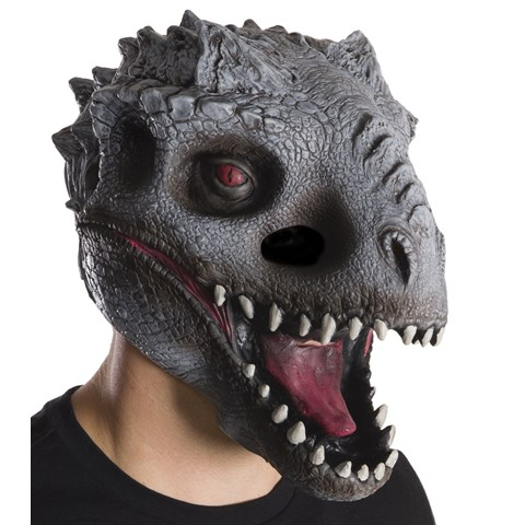 Jurassic World: Dino #2 3/4 Mask For Adults