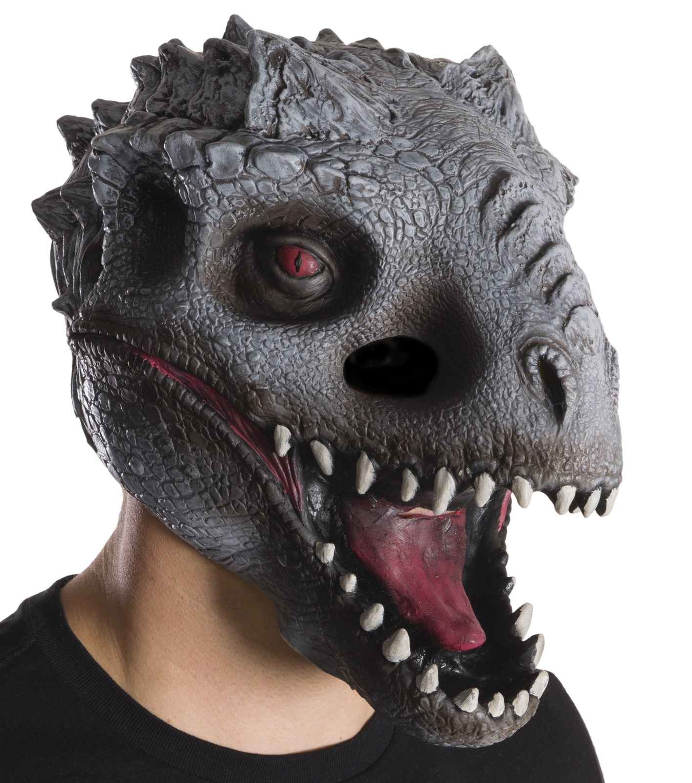 Jurassic World: Indominus Rex 3/4 Mask For Adults   BuyCostumes.com