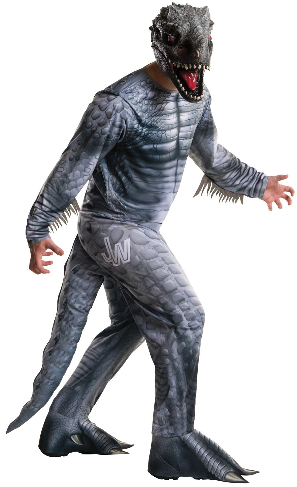 Jurassic World Dinosaur Costumes for Men