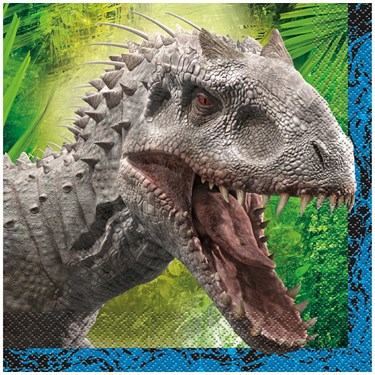 Jurassic World Lunch Napkins