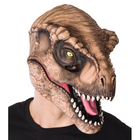 Jurassic World: T-Rex Adult 3/4 Mask