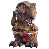 Jurassic World T-Rex Candy Bowl & Holder Small