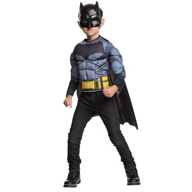Justice League: Batman Cape and Mask