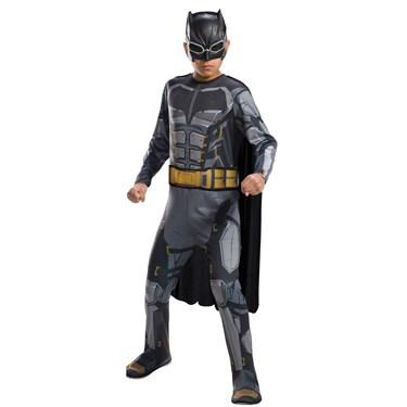 Justice League Boys Tactical Batman Costume