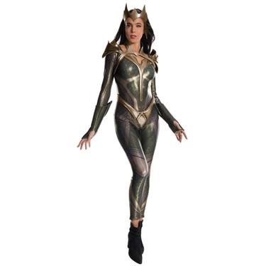Justice League Mera Deluxe Adult Costume