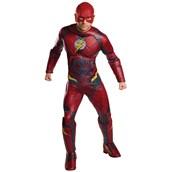 Justice League Movie - Flash Adult Plus Costume