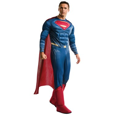Justice League Movie - Superman Deluxe Adult Costume