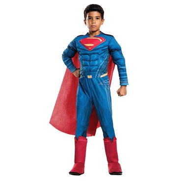 Justice League Movie - Superman Deluxe Child Costume
