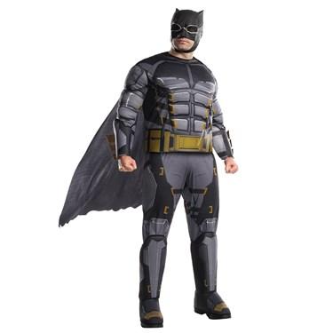Justice League Movie - Tactical Batman Adult Plus Costume