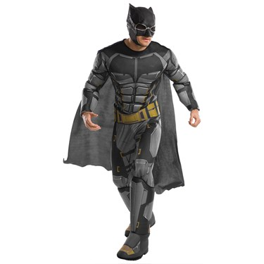 Justice League Movie - Tactical Batman Deluxe Adult Costume