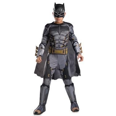 Justice League Movie - Tactical Batman Deluxe Child Costume