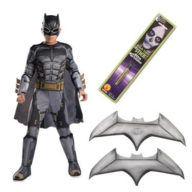 Justice League Movie - Tactical Batman Deluxe Children's Costume Kit