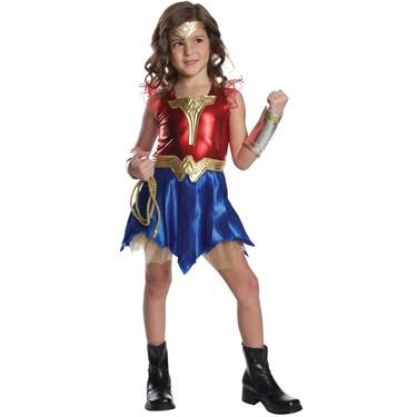 Justice League: Wonder Woman Deluxe Dress-Up Set