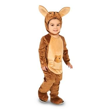 Kangaroo and Babyroo Toddler Costume