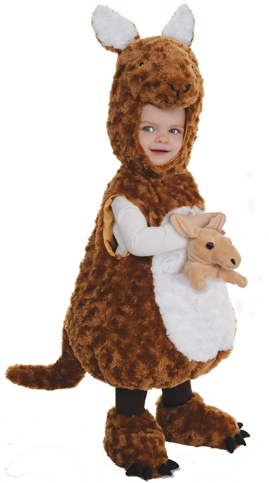 Kangaroo Costume For Toddlers