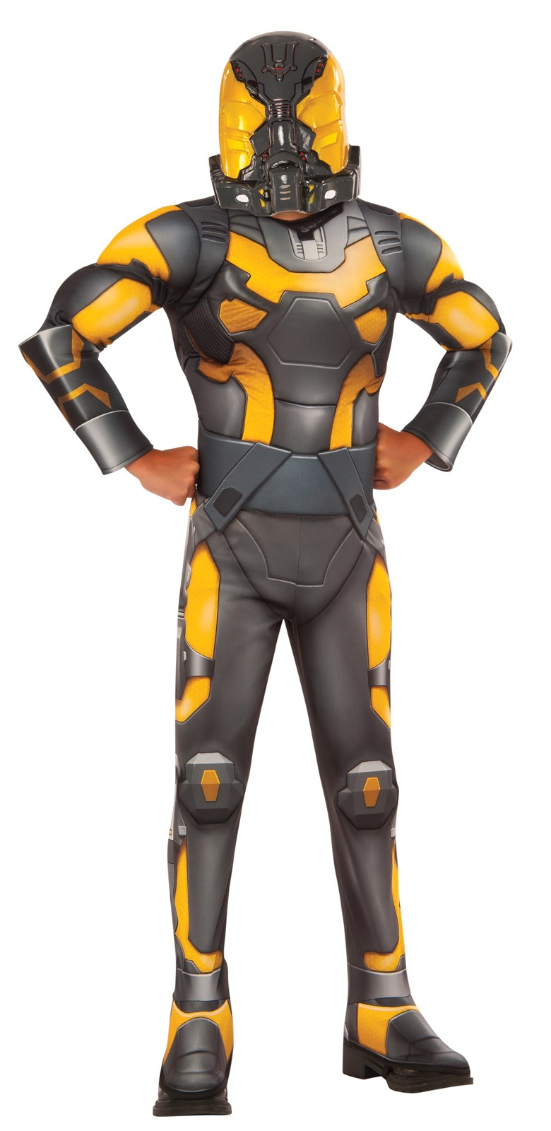 Yellow jacket - Kids Ant Man Yellow Jacket Deluxe Costume