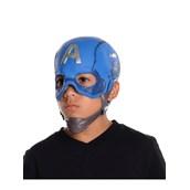 Kids Captain America Full Mask