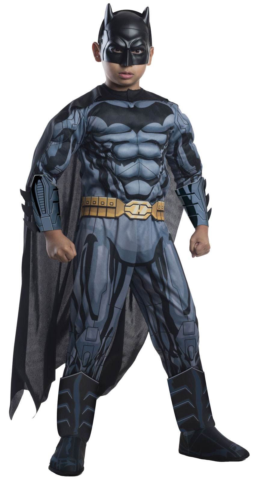 Kids Deluxe Batman Costume