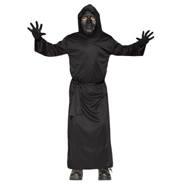 Kids Faceless Ghoul Costume