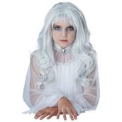 Kids Ghost Wig