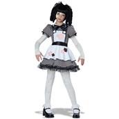 Kids Haunted Doll Costume