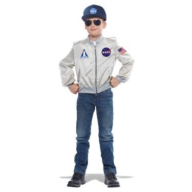 Kid's NASA Flight Jacket