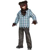 Kids Psycho Teddy Bear Costume