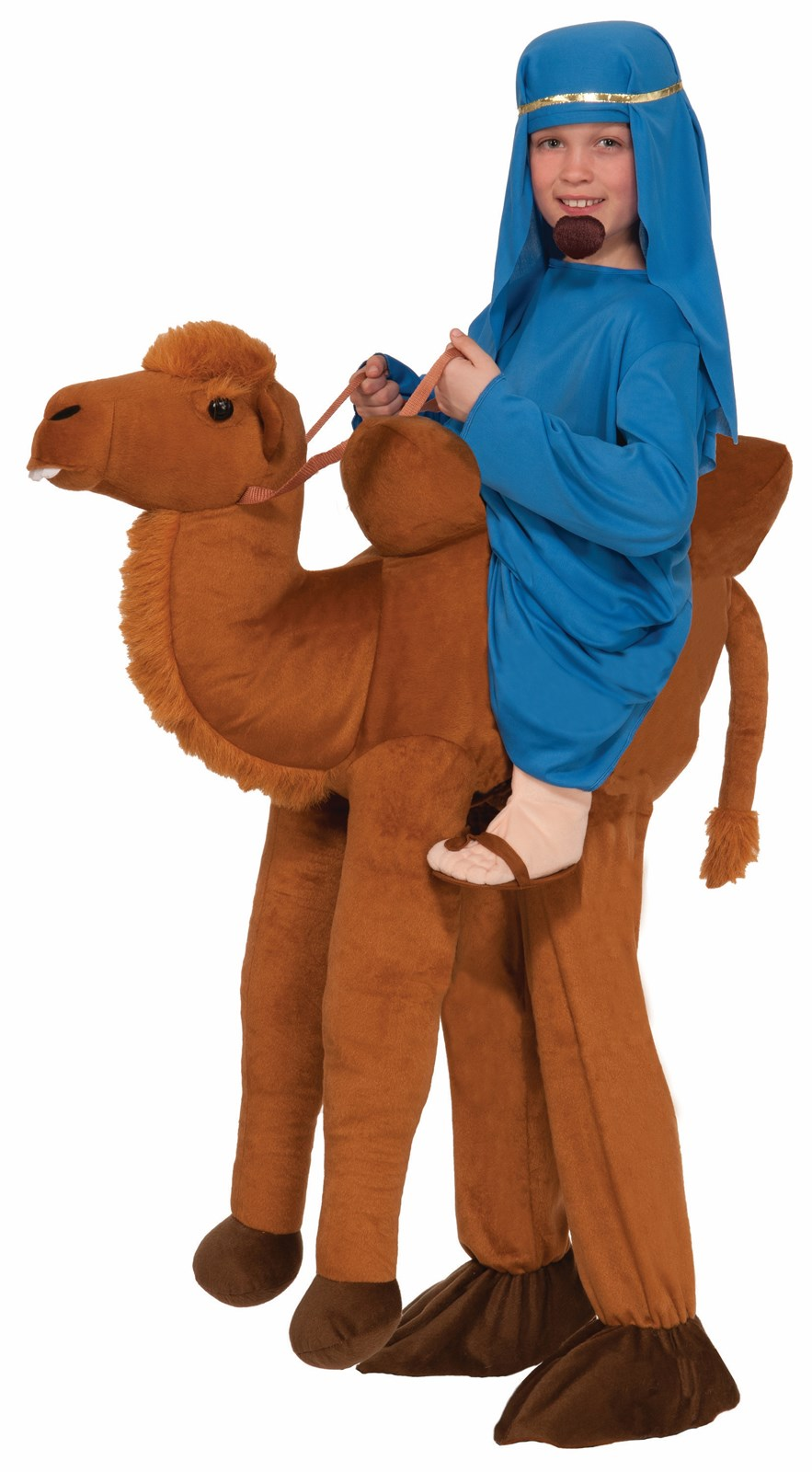 Kids Ride on a Camel Costume