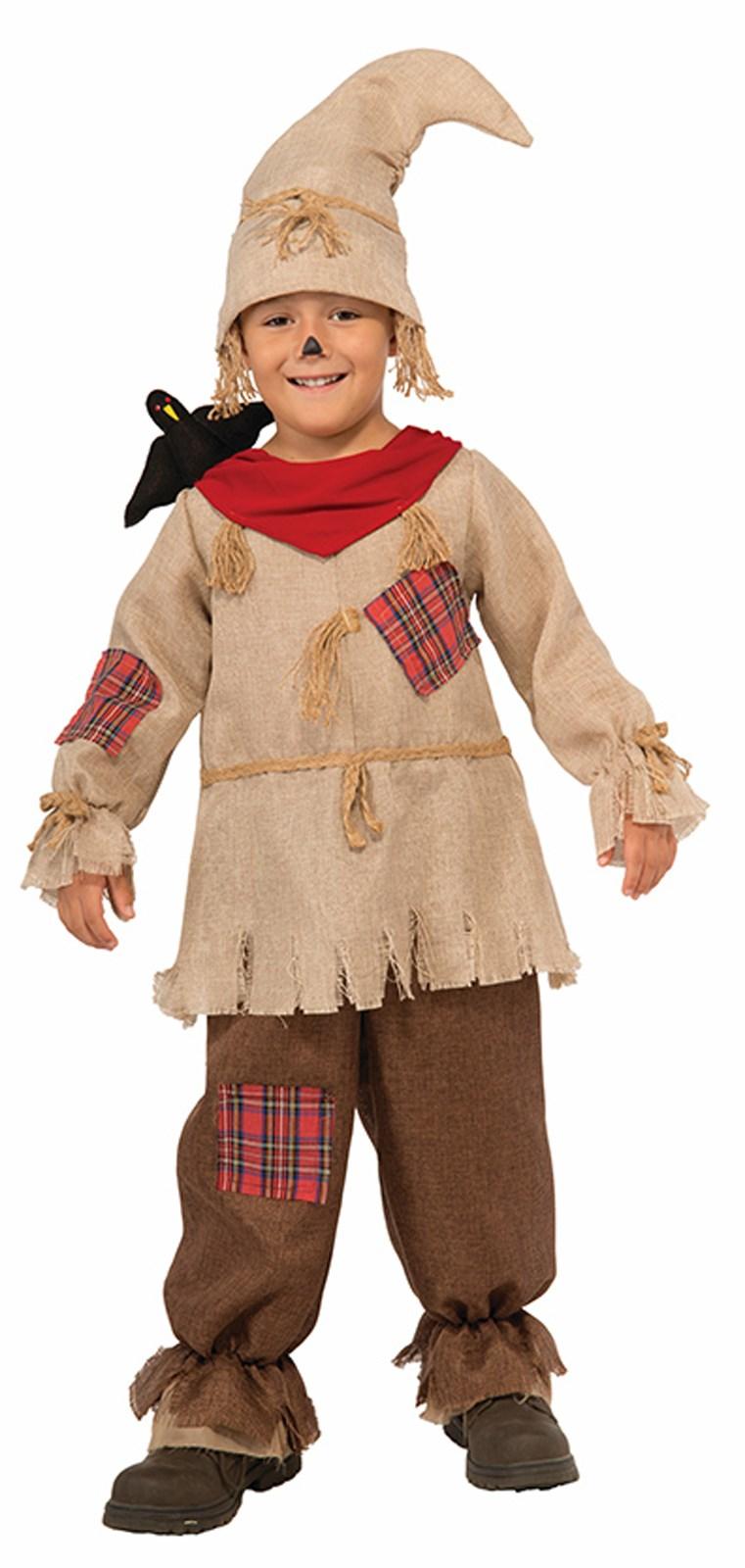 Teen scarecrow costume