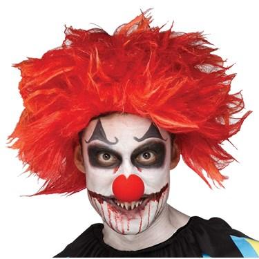 Killer Clown Adult Wig