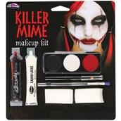Killer Mime Makeup Kit