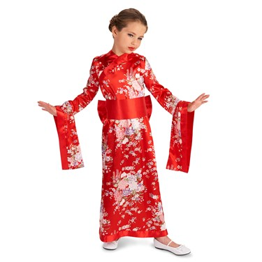 Kimonos (着物) are traditional Japanese style clothes.