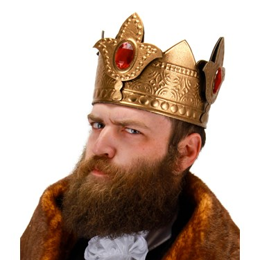 King Crown for Adults