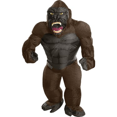 King Kong Inflatable Child Costume
