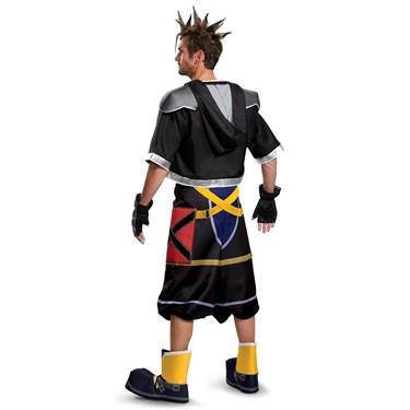 Kingdom Hearts  Sora Deluxe Youth Costume