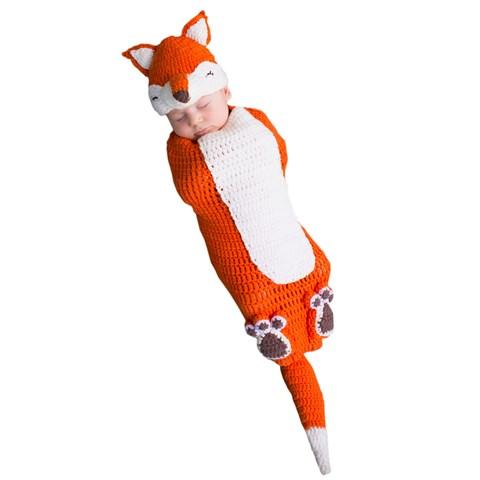 Kit the Fox Newborn Costume