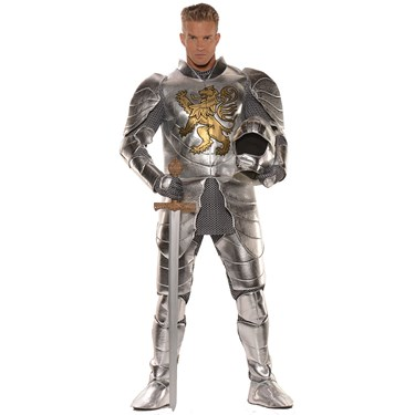 Knight in Shining Armor Costume For Men