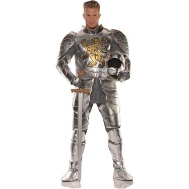 Knight In Shining Armor Men's Costume
