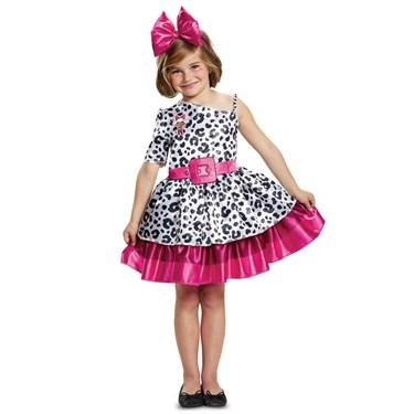 L.O.L Dolls Diva Classic Toddler Costume