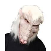 Lab Partner Full Mask w/ Faux Fur