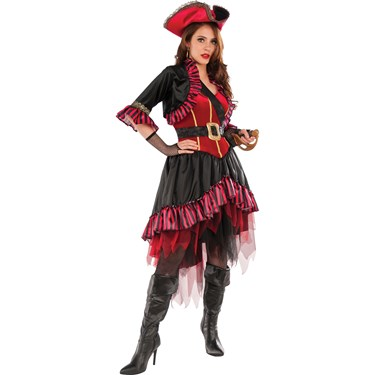 Lady Buccaneer Adult Costume