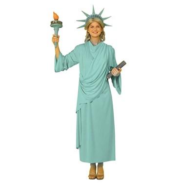 Lady Liberty Adult Costume