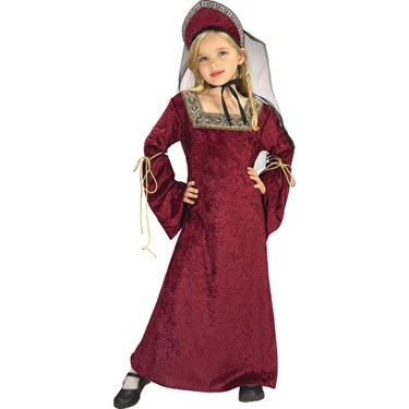 Lady Of The Palace Child Costume