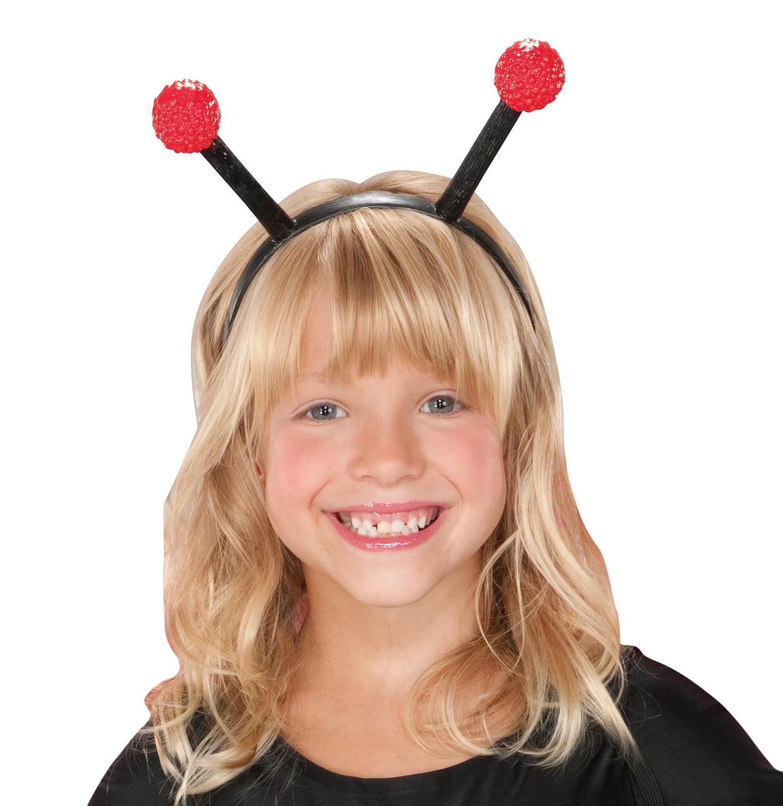 Ladybug Headband For Girls