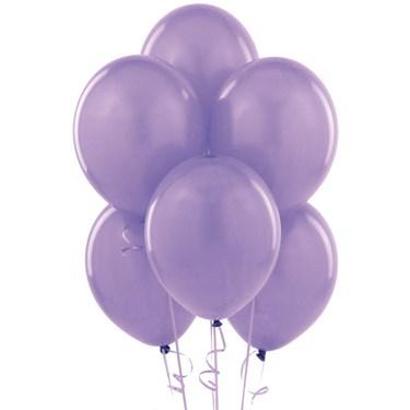 "Lavender 11"" Matte Balloons (6 count)"